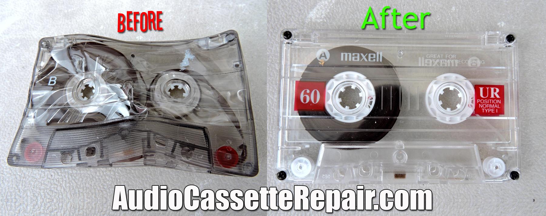 repair cassette